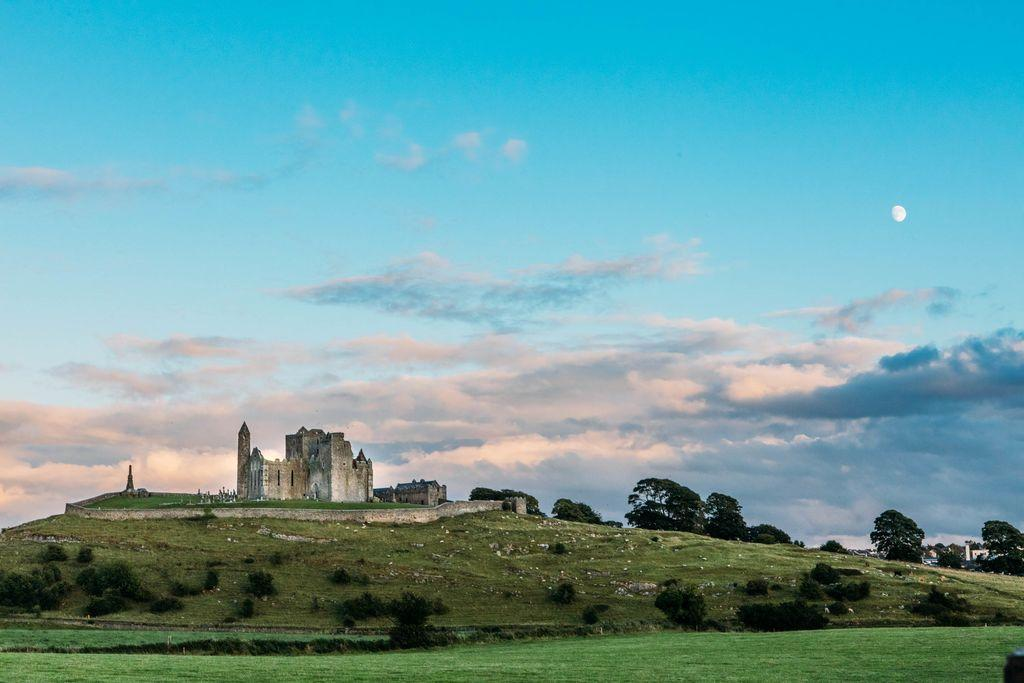 Medium Rock Of Cashel Co  Tipperary