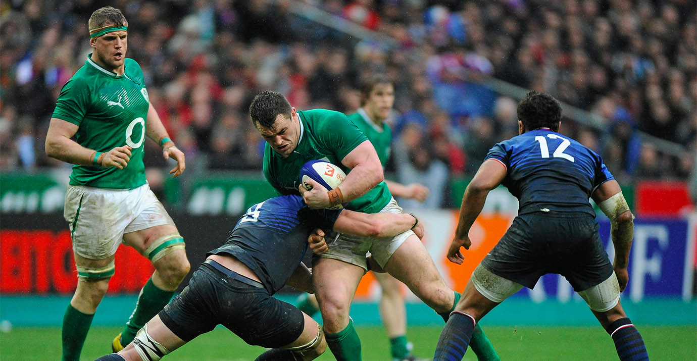 France Vs Ireland Rugby World Cup 2015 Match 39 October 11