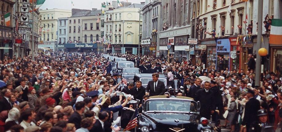 [Image: JFK-Motorcade-Ireland.jpg]