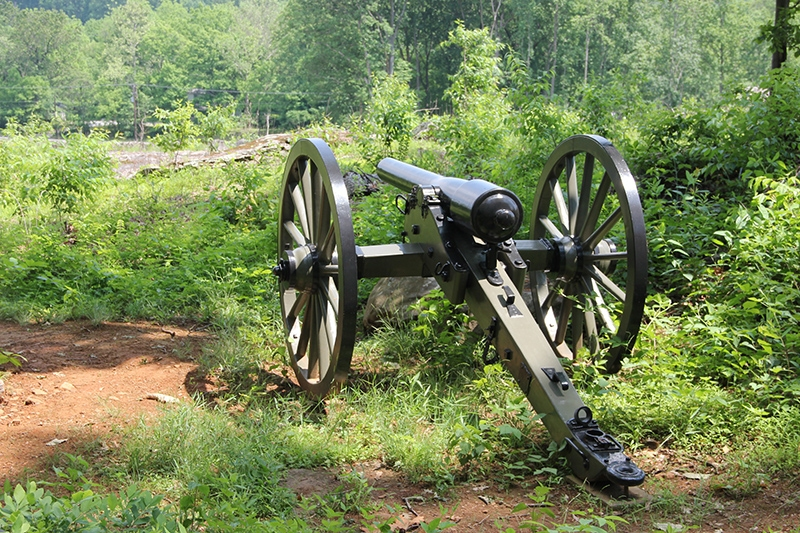Powers Hill At Gettysburg Web
