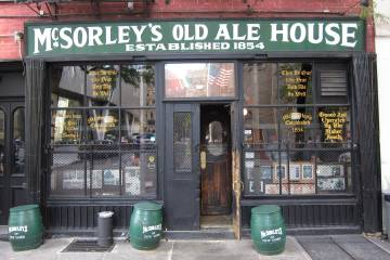 Mc Sorleys Old Ale House