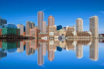 Stock Photo Boston 57326784