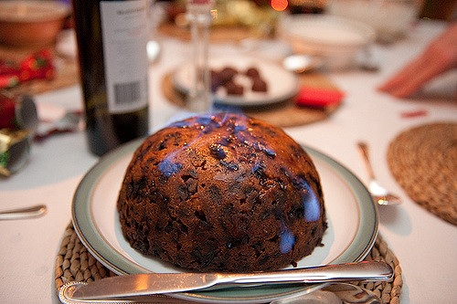 Irish Pudding